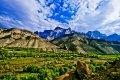 Mulbekh - ve vesnici Mulbek působí česká neziskovka Brontosauři v Himálajích která zde podporuje rozvoj místní školy