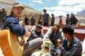 Postavili jsme první hokejové hřiště v okresu Kargil