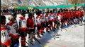 Nový holčičí tým začal vyhrávat na hokejových turnajích – shrnutí sezony 2021
