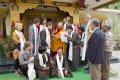 Na fotografiích jsem představili Dalajlámovi nové školní budovy, které jsme poslední roky společně stavěli.
