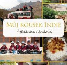 Kniha Můj kousek Indie